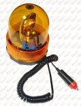 Elektryka - części zamienne do wózków widłowych BALKANCAR - LAMPA OSTRZEGAWCZA 24V (KOGUT) Z MAGNESEM do wózków widłowych BALKANCAR
