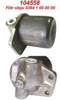 Instalacje hydrauliczne - części zamienne do wózków widłowych BALKANCAR - Filtr oleju hydraulicznego kpl.  FMM 45 do wózków widłowych