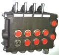 Instalacje hydrauliczne - części zamienne do wózków widłowych BALKANCAR - Rozdzielacz RX-346