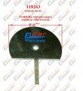 Maszty - części zamienne do wózków widłowych BALKANCAR - Podkładka zabezpieczająca regulacje rolki małej /bocznej/