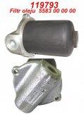 Instalacje hydrauliczne - części zamienne do wózków widłowych BALKANCAR - Filtr oleju hydraulicznego kpl. do wózków widłowych