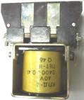 Elektryka - części zamienne do wózków widłowych BALKANCAR - Stycznik KPD-4 40V