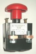 Elektryka - części zamienne do wózków widłowych BALKANCAR - Wyłącznik awaryjny PA-250A
