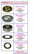 Maszty - części zamienne do wózków widłowych BALKANCAR - Rolka masztu stożkowa kpl.do wózków widłowych