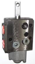 Instalacje hydrauliczne - części zamienne do wózków widłowych BALKANCAR - Sekcja przechyłu 384 HY/SB1B4/5