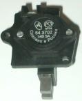 Elektryka - części zamienne do wózków widłowych BALKANCAR - Szczotkotrzymacz z regulatorem alternatora