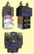 Elektryka - części zamienne do wózków widłowych BALKANCAR - STYCZNIK  DW 180B-13 80V  do wózków widłowych BAŁKANCAR